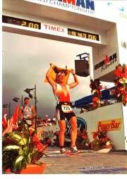 """2009: Ironman Hawaii, Emotionen eines """"Uristieres"""""""
