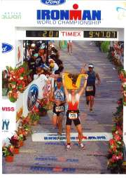 "2009: Ironman Hawaii, Emotionen eines ""Uristieres"""