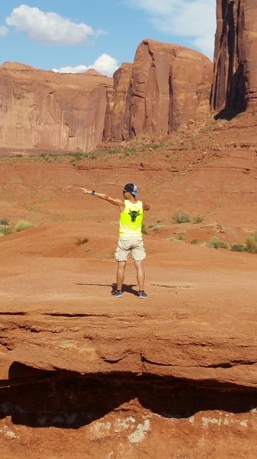2017: USA, Monument Valley, hammermässig