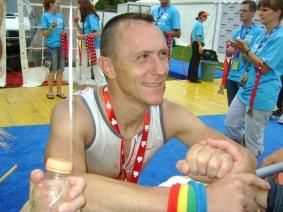 2009: Ironman Zürich 1. Rang AK 45, 9Std 12', Qualifikation für Ironman Hawaii ist geschafft..