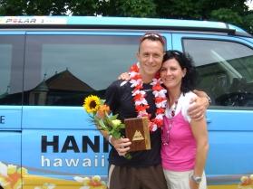 2009: Ironman Zürich 1. Rang AK 45, 9Std 12', Qualifikation für Ironman Hawaii ist geschafft... das Ticket für den 10. Oktober in Kona ist gelöst..