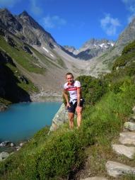 2011: Rekotour für Laufweekend im Leutschachtal, oberhalb Arni