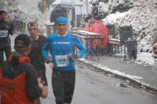 2012: Lucerne-Marathon, Legendäre Wetterverhältnisse, 2. Gesamtrang, 2Std. 39'
