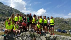 2015: Lauftreff um die 5 Seen im Gotthardpass-Gebiet