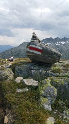 5-Seenweg oberhalb Gotthardpass