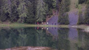 Lago di Davos... (Schwarzsee)
