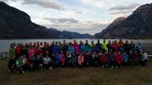 2017: Start zum 10. Lauftreff-Jahr des Imholz Sport / Steve-Evnets Lauftreffs...