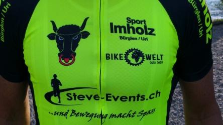 2017: Detail Biketrikot mit Uristier...