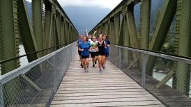 Trailrunning als Pflichtfach, der FC Schattdorf Damen 1