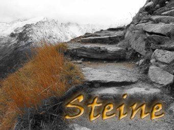 ...Steine faszinieren mich immer wieder...