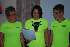...legendäre Abschlussabende des Imholz Sport / Steve-Events Lauftreffs