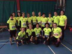 Frauentruppe am Lucerne-Marathon 2016...