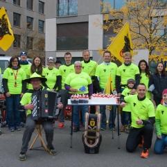 Verpflegungsstände am Lucerne-Marathon verdienen Kultstatus...