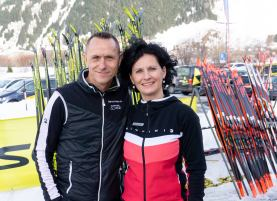 """Sonja Gisler: Geschäftsleiterin """"TNH"""" Imholz sport / Steve Gisler Steve-Events"""